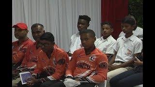 SPORT: Scotiabank NextGen Under 15 Zonal Cricket Tournament Bowls Off