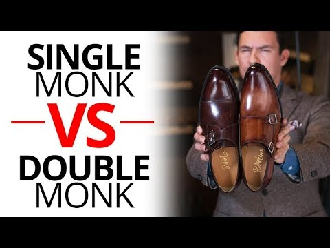 Single Monk Vs Double Monk...Is There REALLY A Difference?