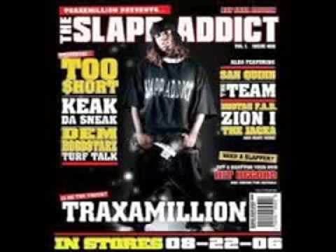 Sideshow-Traxamillion ft-Too $hort & Mistah Fab