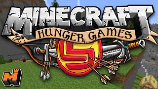 Minecraft: Hunger Games Survival w/ CaptainSparklez - TIME OUT!