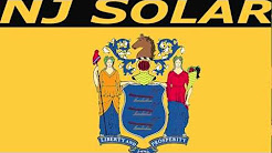 New Jersey Solar Panels in New Jersey Solar