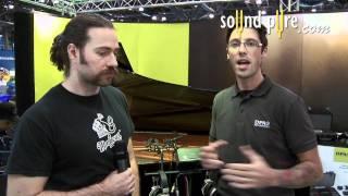 DPA SMK4061 Stereo Mic Kit - AES 2011