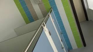 Сантехнические туалетные модульные перегородки  панели HPL