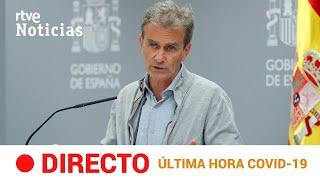 EN DIRECTO ???? Comparecencia de FERNANDO SIMÓN y situación de la pandemia  (18/01/2021) | RTVE
