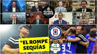CRUZ AZUL CAMPEÓN. Los ACIERTOS de Juan Reynoso en la final de Liga MX vs Santos. | Futbol Picante