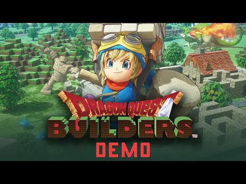 connectYoutube - Dragon Quest Builders Demo Playthrough (Switch)