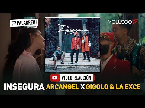 Arcangel junto a Gigolo y La Exce hacen palabreo HISTÓRICO en INSEGURA #ElPalabreo