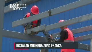 Nicaragua tendrá la zona franca más moderna de Centroamérica