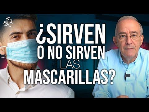 Sirven O No Las Mascarillas  - Oswaldo Restrepo RSC