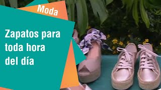 Zapatos para toda hora del día | Moda
