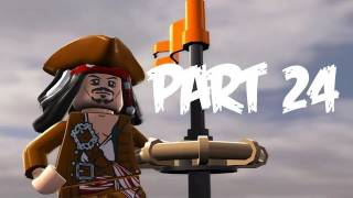 Lego Pirates of the Caribbean: Walkthrough Part 24 - Let's Play (Gameplay & Commentary)