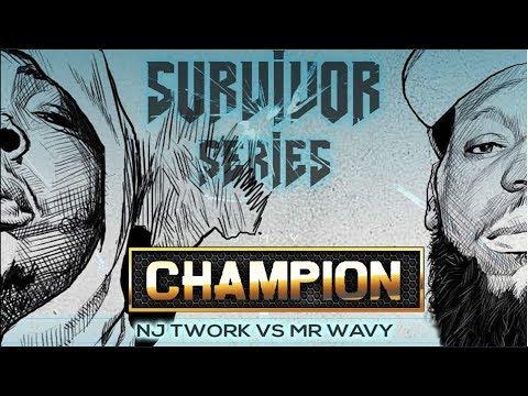 CHAMPION | SURVIVOR SERIES DMV - SMACK/URL