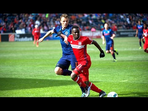 VIDEO: Watch David Accam's penalty goal for Chicago Fire