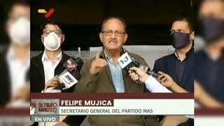 Felipe Mujica pide al TSJ de Maduro declarar omisión legislativa y nombrar un nuevo CNE