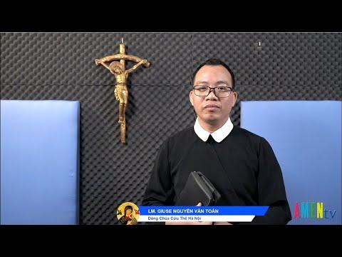 LHS Thứ Hai Tuần XV TN: TỪ BỎ ĐỂ THEO ĐỨC GIÊSU - Linh mục Giuse Nguyễn Văn Toản , DC