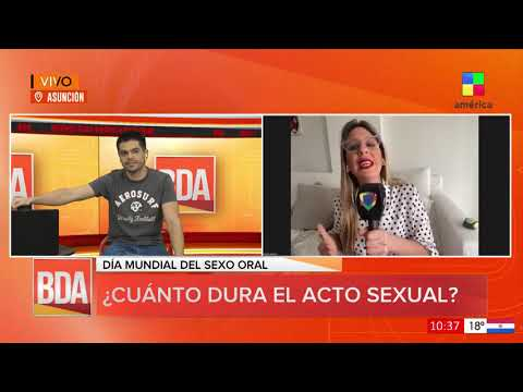 #BDAPy - ¿A las mujeres no les gusta el sexo oral