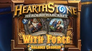 Hearthstone Balance Change Discussion (Tinkmaster & Nat)