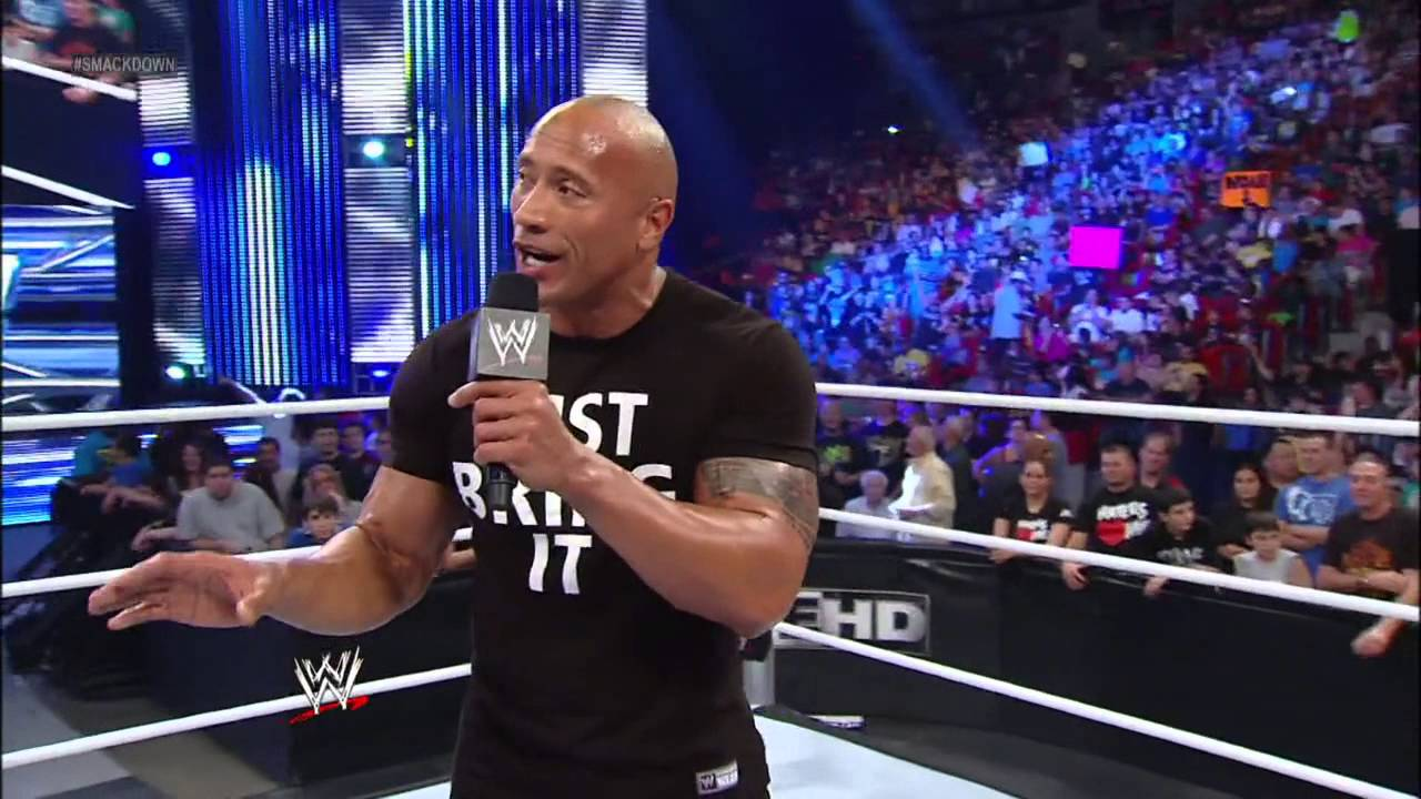 The Rock Apparently Squashes Vin Diesel Feud - Wrestling Inc.
