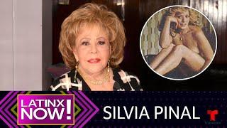 Silvia Pinal recuerda cuando posó desnuda hace más de 40 años | Latinx Now! | Entretenimiento