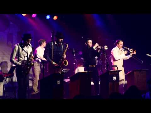 The Huggee Swing Band @ Alte Feuerwache, Mannheim | Live Dates 2015