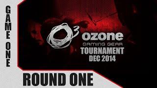 Ozone's Cheese Only Tournament Round 1 - LAGTV