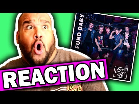 connectYoutube - Why Don't We - Trust Fund Baby [REACTION]
