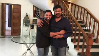 Megastar Chiranjeevi Surprised Jani Master With Special Video On His Birthday - TFPC