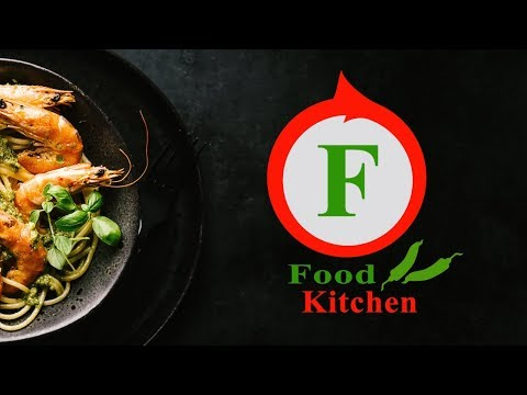 Food Kitchen ( Logo and intro )