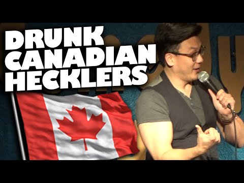 connectYoutube - 2 Drunk Canadian Hecklers