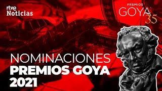 #PremiosGoya: anuncio de las nominaciones desde la Academia de Cine | RTVE Noticias