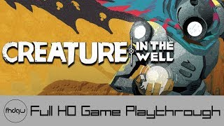 Creature in the Well - Full Game Playthrough (No Commentary)