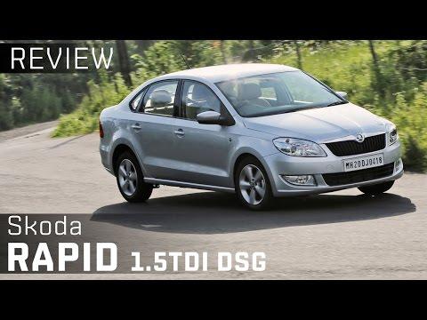 Skoda Rapid 1.5 TDI DSG :: Review :: ZigWheels