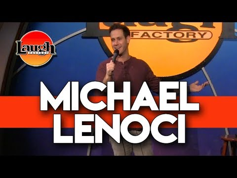 connectYoutube - Michael Lenoci | Public Proposals | Laugh Factory Stand Up Comedy