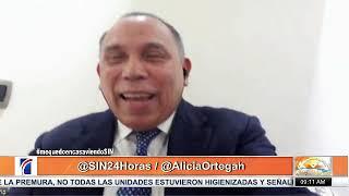 Entrevista al coordinador de campaña de Leonel