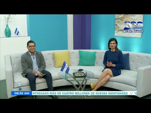 Hola Honduras: Programa del 14 de septiembre 2021
