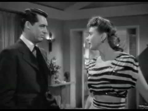 connectYoutube - Notorious,   scene,  Cary Grant,  Ingrid Bergman  !946.