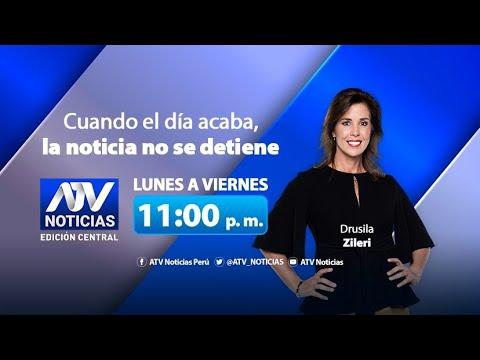 #ATVNoticiasCentral - EN VIVO | Programa 20/01/2021
