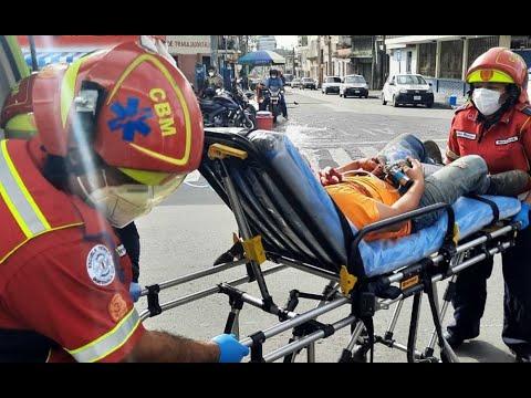 Repartidor de gas resultó herido tras ataque armado