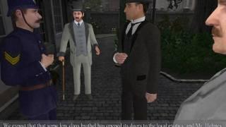 Sherlock Holmes: The Awakened Walkthrough part 1