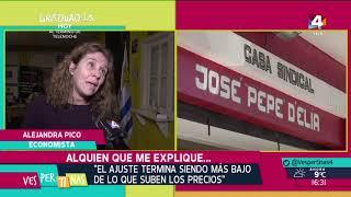 Vespertinas - Alguien que me explique: acuerdo salarial