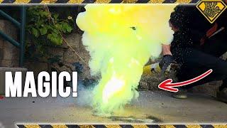 How To Make GREEN Flash Powder