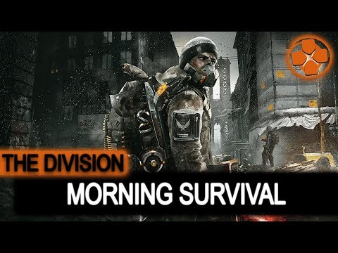 The Division 🔴 PVP Survival | Morning Coffee Grind - Hold the Coffee | PC Gameplay 1080p 60fps