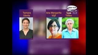 Juez de Managua otorga 90 días de cárcel a opositoras mientras son investigadas