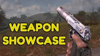 S.T.A.L.K.E.R.: Shadow of Chernobyl - ALL WEAPONS Showcase [60 FPS]