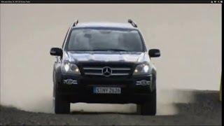 Mercedes-Benz GL Victory Trailer