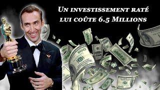 Comment Nicolas Cage a perdu 6,5 Millions avec un investissement immobilier raté