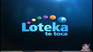Sorteo del 25 de Febrero del 2020 (Loteka te Toca, Loteria Loteka, Quiniela Loteka, Loteka)