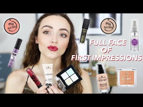 NEW ESSENCE MAKEUP | Haul/Chatty Get Ready With Me