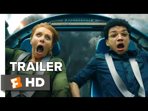 connectYoutube - Jurassic World: Fallen Kingdom International Trailer #1 (2018) | Movie