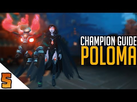connectYoutube - Champion Guide: Poloma
